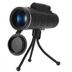Delicious 16x52 Zoom Hiking Monocular Telescope Lens Camera Hd Scope Portable+phone Holder Year-End Bargain Sale Maritime Telescopes Maritime