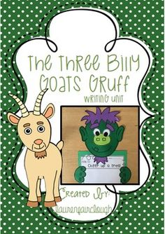 Your students will ADORE writing with these exciting writing activities to go with the classic fairytale The Three Billy Goats Gruff!Included in this packet is a gorgeous troll work topper craft activity to  create a gorgeous classroom bulletin board!The following writing prompts are included:*How to Cheer up a Troll*How to Cheer up a Troll procedure writing*Troll Adjectives*Trolls Are, Can, Have*How can the Billy Goats cross the river without disturbing the Troll?