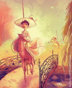 61 Super Ideas For Pop Art Disney Mary Poppins Disney Pixar, Disney Films, Disney Fan Art, Disney And Dreamworks, Disney Animation, Disney Characters, Disney Dream, Disney Love, Disney Magic