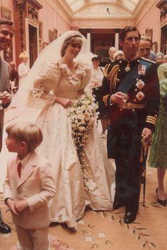 La boda de la Princesa Diana