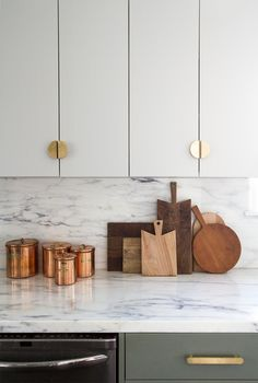 Los Angeles Based Designer Sarah Sherman Samuel Has Partnered With Two  Brands That Aim To Help Update Your Cabinets U2013 Semihandmade And Park Studio.