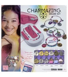 Style Me Up! Charmazing Deluxe Bracelet Kit-Karma