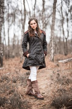 Louise Deluxe Check Coat #coat #luxuryfashion #check #tartan #waterproof #countrywear #countrylife #fashion #welligogs #spring #summer #ss16