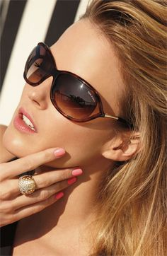 Tom Ford...I'm in love with all of these sunglasses!