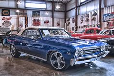 1967 Chevrolet Chevelle SS Convertible.
