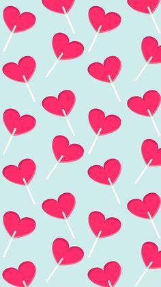 46 Ideas cute iphone wallpaper pattern pink heart for 2019 New Wallpaper Iphone, Wallpaper Stickers, Rose Wallpaper, Trendy Wallpaper, Pretty Wallpapers, Phone Wallpapers, Wallpaper Backgrounds, Phone Backgrounds, Wallpaper Fofos