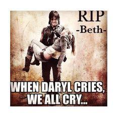 Daryl & Beth  Season 5