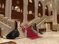 #muscat Royal Opera Muscat, Opera, Stairs, Culture, Home Decor, Stairways, Ladder, Decoration Home, Opera House