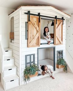 Decor Guide: Kids Room Ideas That Are Nothing but Stylish Dekor Guide: Kinderzimmer Ideen, die nichts als stilvoll sind Girls Bedroom, Bedroom Decor, Bedroom Ideas, Bedroom Furniture, Childs Bedroom, Kid Bedrooms, Kid Furniture, Cool Kids Bedrooms, Nursery Decor