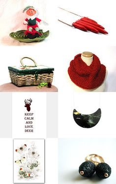 Cool #handmade & #vintage finds! #Giftguide for #Christmas #681team