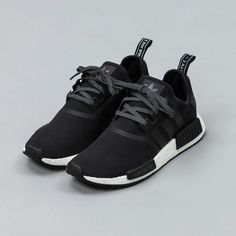 ADIDAS Women's Shoes - Adidas Women Shoes - adidas NMD Runner in Core Black - We reveal the news in sneakers for spring summer 2017 - Find deals and best selling products for adidas Shoes for Women Cute Shoes, Me Too Shoes, Women's Shoes, Shoe Boots, Shoes Style, Shoes Tennis, Roshe Shoes, Sports Shoes, Dress Shoes