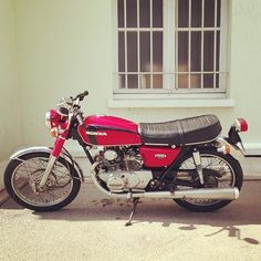 HONDA 1974 CB 125 K5 ORIGINE