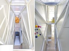 See what it's like to live in the world's skinniest house