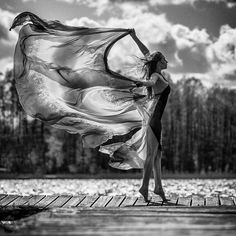 Anita by Amos Photography Poland on 500px #billowing #beautiful #photography