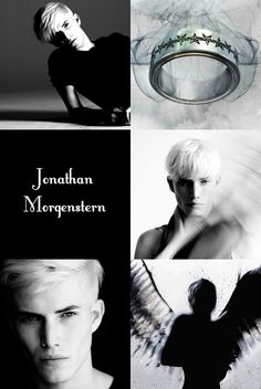 #JonathanChristopherMorgenstern #TheMortalInstruments  Jonathan Christopher Morgenstern