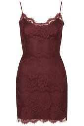 Lace Bodycon Tunic from Topshop R660,00