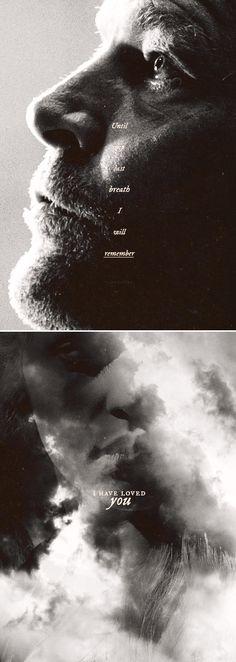 Ser Jorah Mormont + Daenerys Targaryen: Until my last breath I will remember … I have loved you. #got #asoiaf