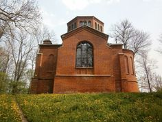 Chapel at Burgberg Wolde, Germany.  #ToHellAndBack #MariaRosaAuthor #Germany #travel #history