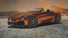 Totalcar - Magazin - Z4: a BMW új stílusa