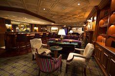 Le James Piano Bar à bord de l'#horizon