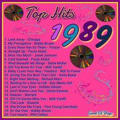 music The year I graduated high school. 70s Music, Music Mood, 1989 Music, 80s Songs, Music Songs, My Childhood Memories, School Memories, Nostalgia, New Wave