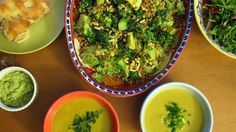 Broccoli with wheatb
