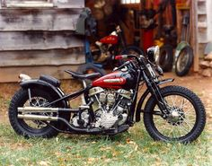 great custom bobber.