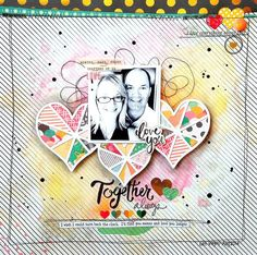 Layout: Together Always *My Scraps & More*