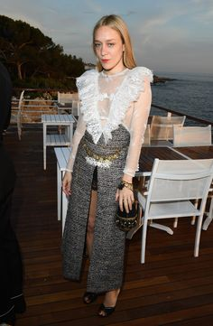 Chloe Sevigny at Cannes Film Festival 2016: What Everyone Wore on the Red Carpet - Cannes Film Festival 2016: What Everyone Wore | wmag.com