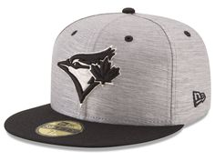 Toronto Blue Jays New Era MLB Silver Dollar 59FIFTY Cap c984dd1a698