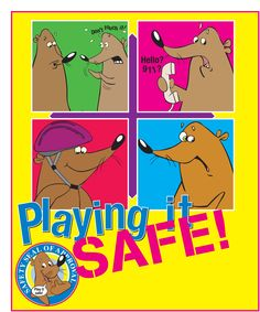 Playing It Safe is a newspapers in education tab that helps students learn the dos & don'ts of personal safety in a fun, entertaining format.