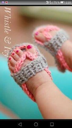 Sandalias de bebe