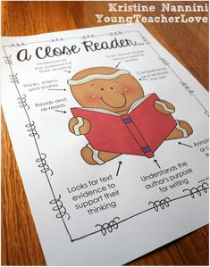 Christmas Close Reading Passages - Work on reading comprehension passages and questions with this great download for your 3rd, 4th, 5th, and 6th grade classroom or homeschool students. You get differentiated reading passages, questions, graphic organizers, posters, and more. Three levels are included to match ALL learners throughout the month of December. Great for small or whole group instruction, review, and winter fun. (third, fourth, fifth, sixth graders) #ChristmasCloseReading