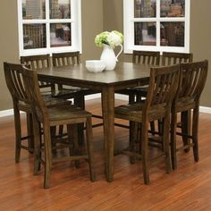 butterfly counter counter height dining table attach table dining