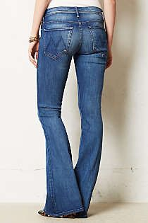 Anthropologie - Mother Cruiser Flare Jeans