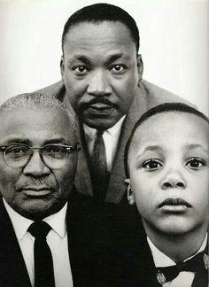 3 generation of the King men