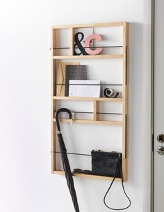 IKEA Just Released More Photos From Their HAY Collaboration Like this wall organizer best
