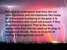 Speaking in Tongues - Biblical Proof - IN CONTEXT! gift of tongues! devil wants to hide it! - YouTube