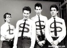 Dead Kennedys - can't wait to see them in Oakland in June - no Jello :(