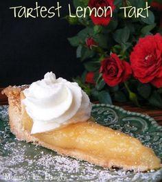 tartest lemon tarte recipe