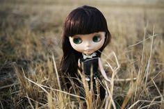 Night Flower Blythe doll by n-ao@japan