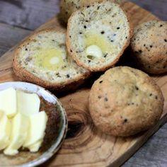 Keto Psyllium Buns (Low Carb - Gluten-free) - My PCOS Kitchen