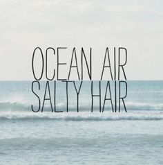 you know it's summer when... #saltyhair @Roxy Europe