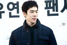 Yoo Yeon Seok | 20141109 Arnold Palmer Fansign Asian Boys, Asian Men, Romantic Doctor, Yoo Yeon Seok, Arnold Palmer, Won Ho, Korean Actors, Kdrama, Sunshine