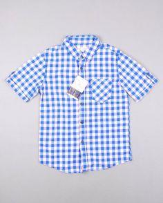 Camisa de cuadros a dos colores marca Zara http://www.quiquilo.es/catalogo-ropa-segunda-mano/camisa-mc-de-cuadros-a-dos-colores-color-azul-marca-zara.html