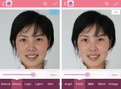 Selfie perfeito! - A app que vai melhorar o seu selfie! Suavizar olheiras, eliminar espinhas, enfim tudo para que o seu selfie fique perfeito venha conhecer no blog Delicadelas!!