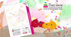 Coupon per biglietto ridotto Eridania al The Cake Show, lo show italiano del #cakedesign con star internazionali e dimostrazioni incredibili. #coupon #sconto #biglietto #thecakeshow