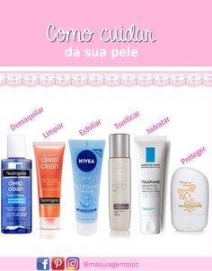 Skin Care Spa, Face Skin Care, Natural Skin Care, Natural Beauty, Facial Tips, Facial Care, Derma Facial, Facial Cleanser, Beauty Care