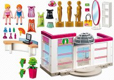 Clothing Boutique - PM Canada PLAYMOBIL® Canada
