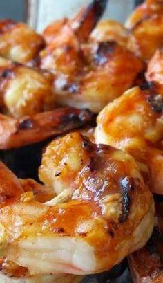 Chipotle BBQ Mango Shrimp